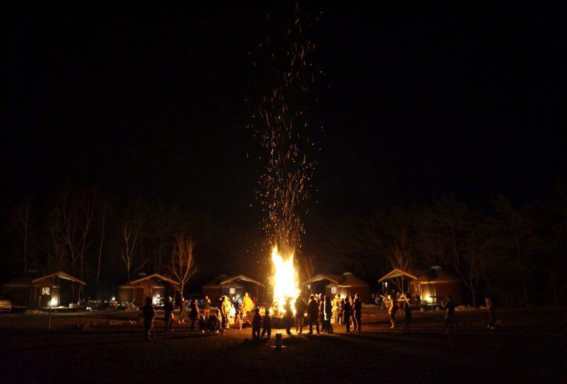 焚き火fes
