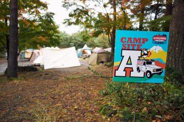 CHUMS CAMP