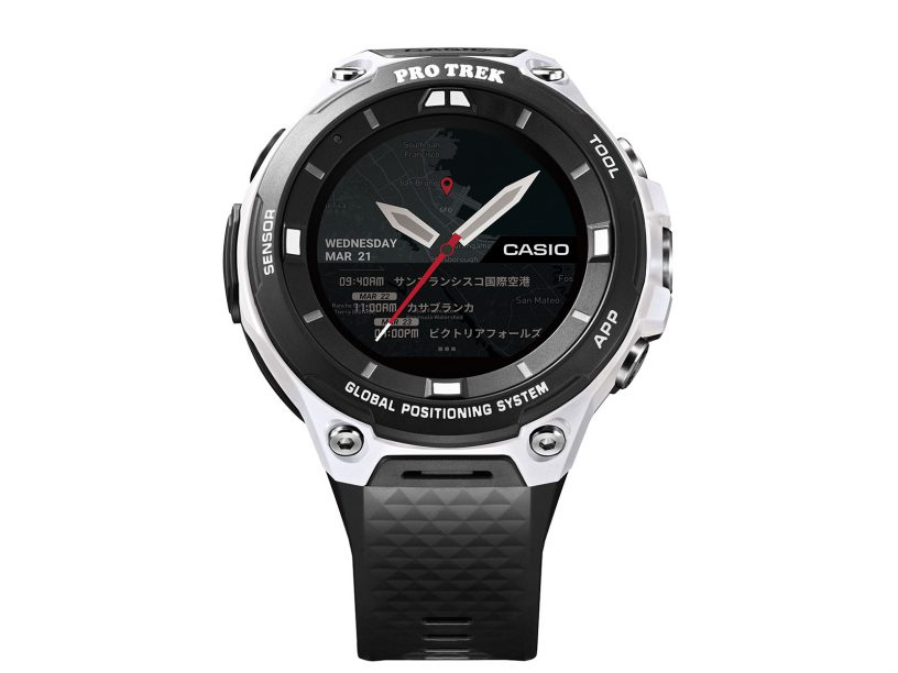CASIO「WSD-F20-WE」