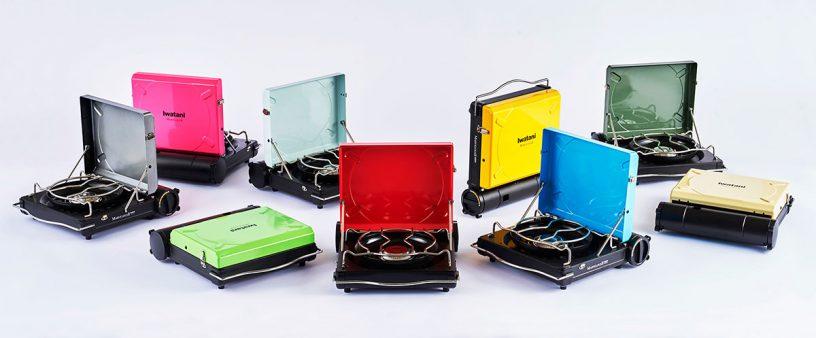 イワタニ「カセットフー マーベラスⅡ(限定モデル)」