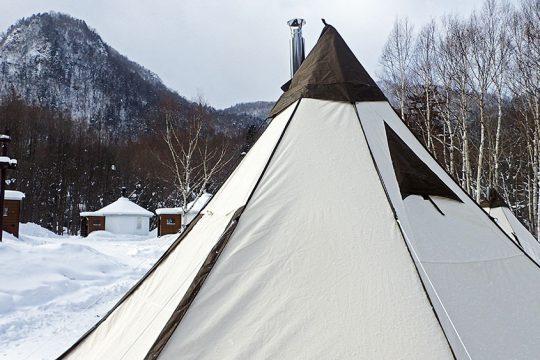 定山渓ウィンター・キャンプ・フェスティバル2020