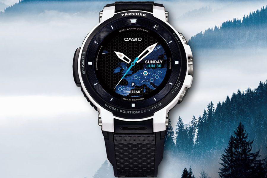 CASIO PRO TREK Smart「WSD-F30-WE」