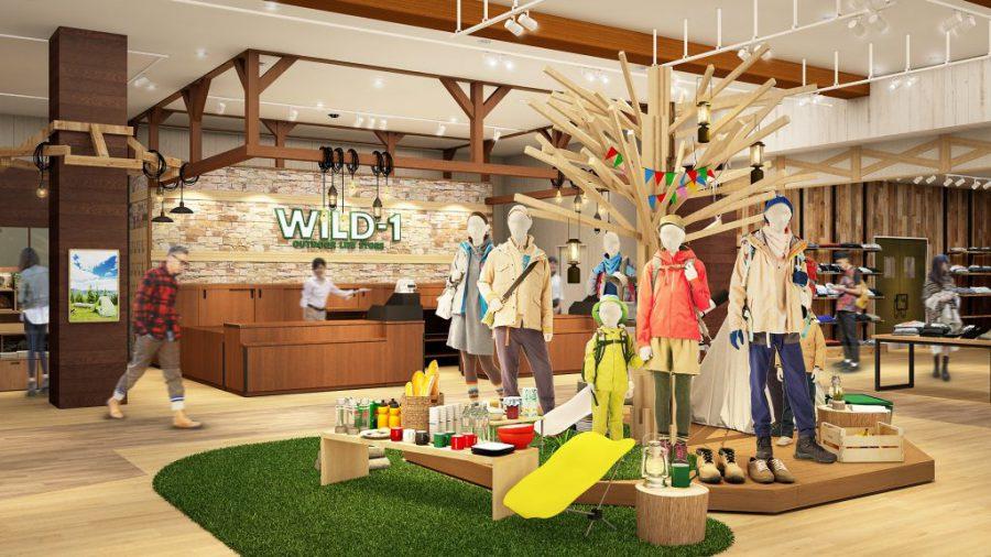 「WILD-1ブランチ博多店」