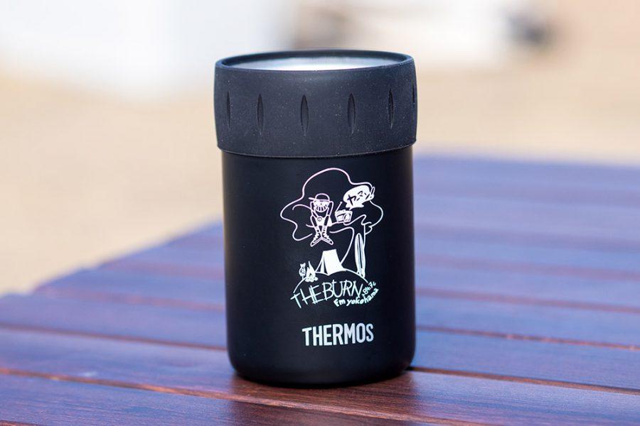 ザバーンオリジナル保冷缶ホルダー