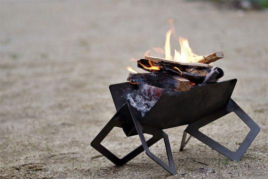 flamesファイヤースタンド