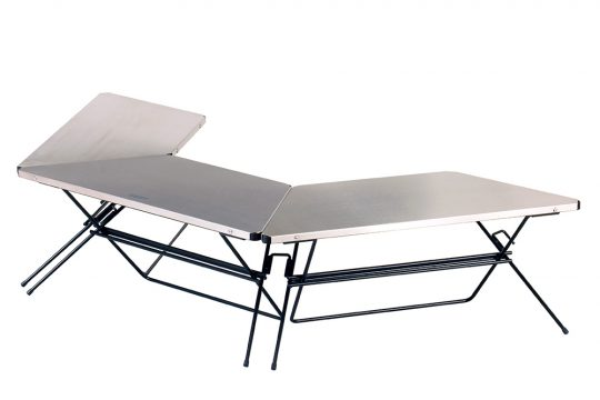 Hang Out「Arch Table(Stainless Top)」
