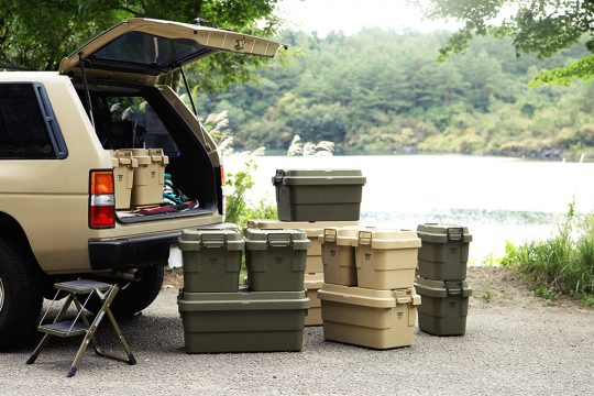 GORDON MILLER「STACKING TRUNK CARGO」