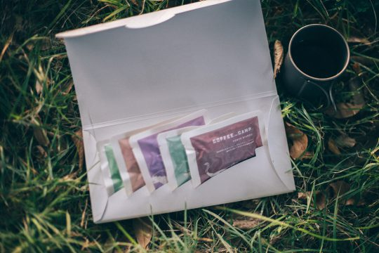 LIGHT UP COFFEE「キャンプのためのコーヒー COFFEE for CAMP」