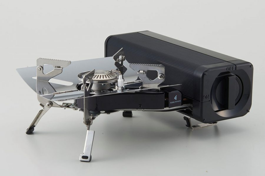 FORE WINDS「FOLDING CAMP STOVE」
