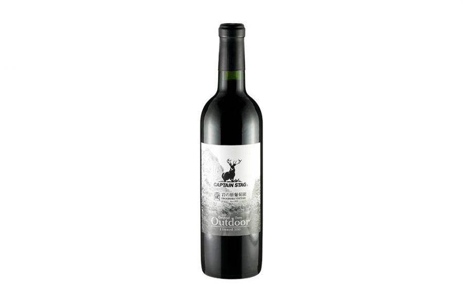 キャプテンスタッグ×岩の原 オリジナルワイン